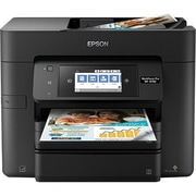 Epson WorkForce Pro WF-4740 Inkjet Multifunction Printer, Color, Plain Paper Print, Desktop