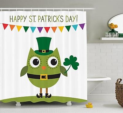 St. Patrick'S Day Owl w/ Leprechaun Costume