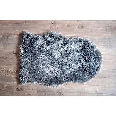 Kroma Carpets Gray Area Rug