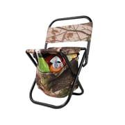 KoleImports Outdoor Folding Chair w/ Cooler Bag