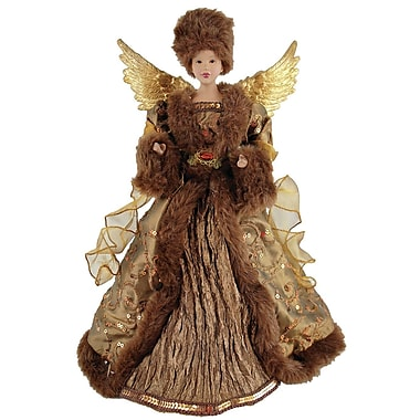 Astoria Grand African American Earthly Angel Tree Topper
