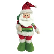 Red Barrel Studio Jolly Santa Stuffed Holiday Accent