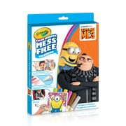 Crayola Colour Wonder Kit, Despicable Me 3
