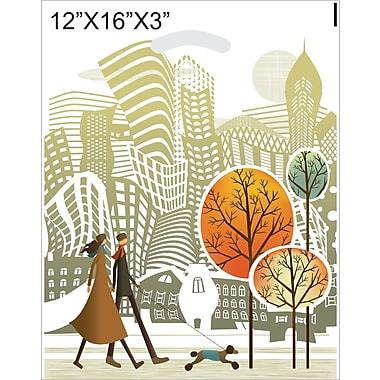 Marlo Packaging 12 x 16 x 3 Design Saks, Printed Park Avenue, 500/Pack