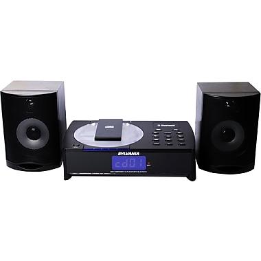 Sylvania Bluetooth CD Micro System with FM Radio (SRCD1079BT)