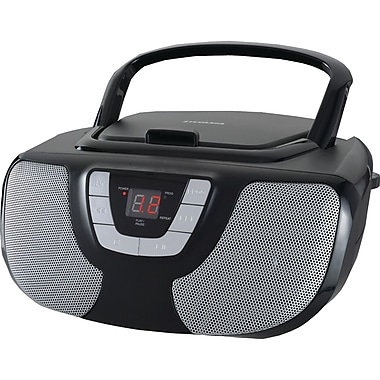 Sylvania Portable CD/Radio BoomBox (SRCD1025)