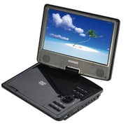 "Sylvania 9"" Portable DVD Player with Swivel Screen (SDVD9019)"