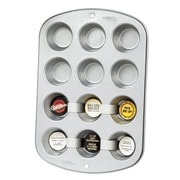 Wilton 12 Cup Non-Stick Rectangle Mini Muffin Pan