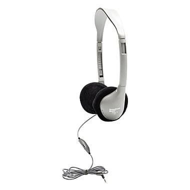 Hamilton Buhl – Casque d'écoute Schoolmate Personal stéréo/mono, contrôle du volume sur le cordon