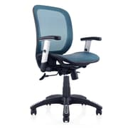 Ergomax Office Mesh Desk Chair; Blue