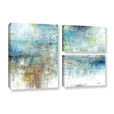 Latitude Run Refreshed 3 Piece Painting Print on Wrapped Canvas Set