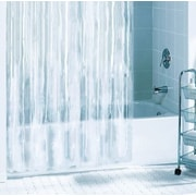 Wilton Shower Liner; Clear
