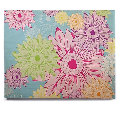 East Urban Home 'Summer Time' Graphic Art Print on Wood; 16'' H x 20'' W x 1'' D