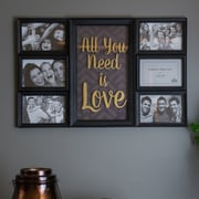 Winston Porter 6 Piece Photo Family Tree Collage Picture Frame Set