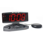 Symple Stuff Wake Up Call Alarm Tabletop Clock