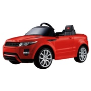 Vroom Rider Range Rover Rastar 12V Battery Powered Car; Red