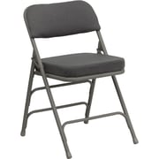 Ebern Designs Taylor Folding Chair; Gray