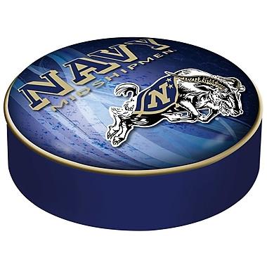 Holland Bar Stool US Naval Academy Barstool Cushion Cover