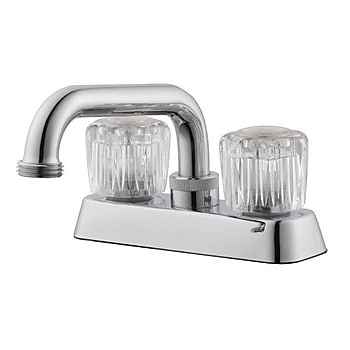 Design House Ashland Laundry Tub Faucet (Polished Chrome)