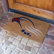 Rubber-Cal, Inc. ''Built on Courage'' Doormat