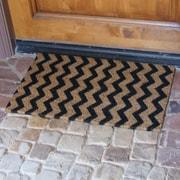 Rubber-Cal, Inc. ''Modern Lattice'' Doormat