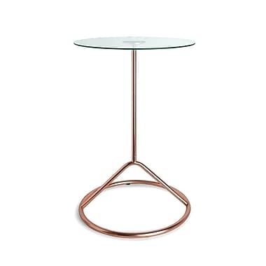 Umbra – Table d'appoint Loop, cuivré (320612-880)