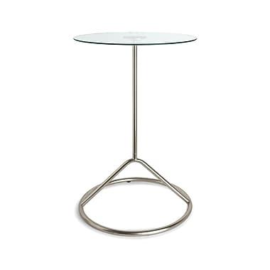 Umbra – Table d'appoint Loop, nickel (320612-410)