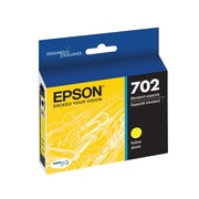 Epson 702 Yellow Ink Cartridge (T702420-S)