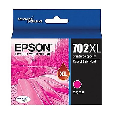 Epson 702 Magenta High Capacity Ink Cartridge (T702XL320)