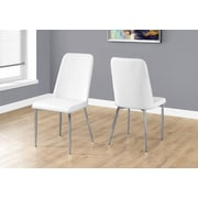 "Monarch I 1033 Dining Chair - 2pcs, 37""H"