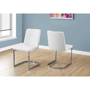 "Monarch I 1082 Dining Chair - 2pcs, 34""H"
