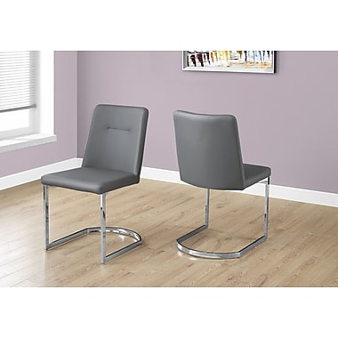 Monarch I 1084 Dining Chair - 2pcs, 34