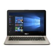"ASUS VivoBook X441UA-SB51-CB 14"" Notebook, 2.5 GHz Intel Core i5-7200U, 1 TB HDD, 8 GB DDR4, Windows 10"