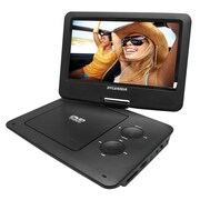 "Sylvania 9"" Portable DVD Player with Swivel Screen (SDVD9000B2)"