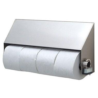 Royce Rolls STP Series Quadruple Roll Slanted dispensers Toilet Paper Holder