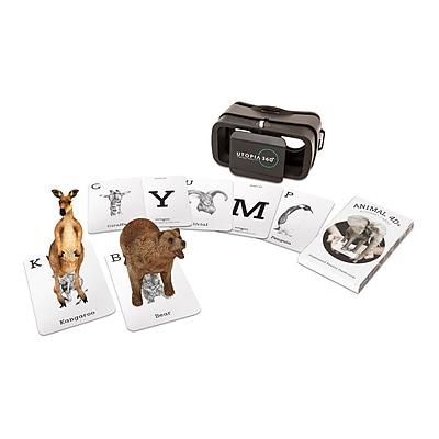Retrak VR Augmented Reality Animal Zoo Kit