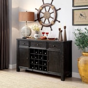 Charlton Home Stoneridge Transitional Credenza
