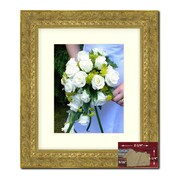 Astoria Grand Gold Wood Picture Frame; 24'' x 18''