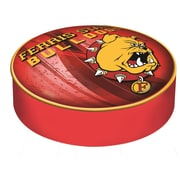 Holland Bar Stool Barstool Cushion Cover; Ferris State