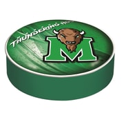Holland Bar Stool Barstool Cushion Cover; Marshall University
