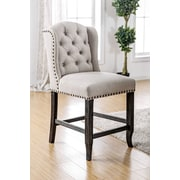 Charlton Home Stoneridge Transitional Dining Chair (Set of 2)