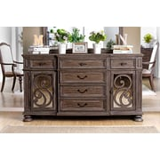 August Grove Abbottstown Transitional Credenza