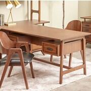 Brayden Studio Carolyn 60'' Writing Desk