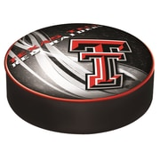 Holland Bar Stool Barstool Cushion Cover; Texas Tech University