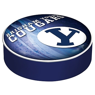 Holland Bar Stool Barstool Cushion Cover; Brigham Young University