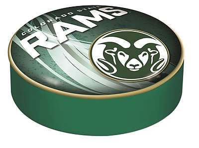 Holland Bar Stool Barstool Cushion Cover; Colorado State University