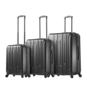Mia Toro ITALY Crosetti Hardside Spinner Luggage, 3 Piece/Set