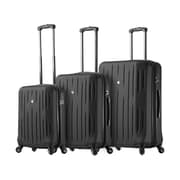 Mia Toro ITALY Fabbri Hardside Spinner Luggage, 3 Piece/Set