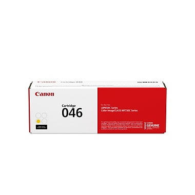 Canon - Cartouche de toner jaune standard 046(1247C001)