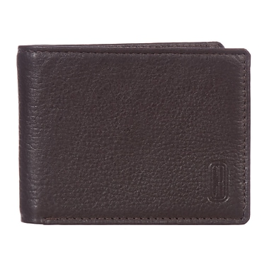 Club Rochelier Winston Collection, Brown Leather Slim Mens Wallet (CRP354-2-BRN)